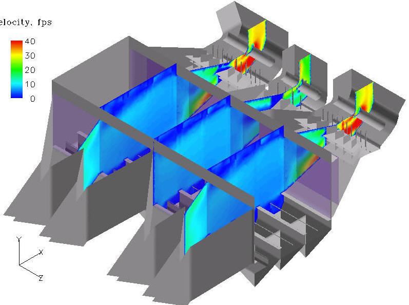 Computational Fluid Dynamics Cfd Modeling Precipitator